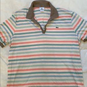 Men's Lacoste short sleeve shirt
